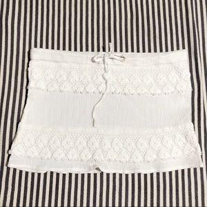 Roxy Crochet skirt